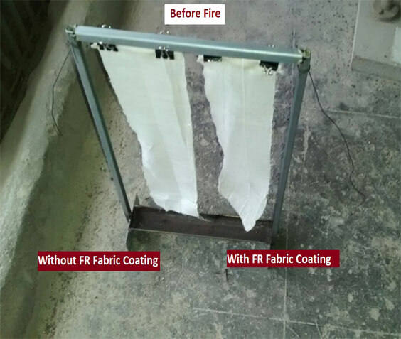 Fire Cotton Coating India