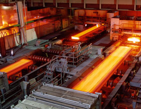 our clients - steel industry